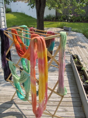 Dryingskeins